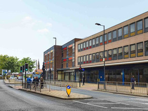Doncaster town centre apartment scheme finished ahead of schedule