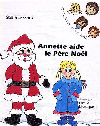 Annette aide le Père Noël