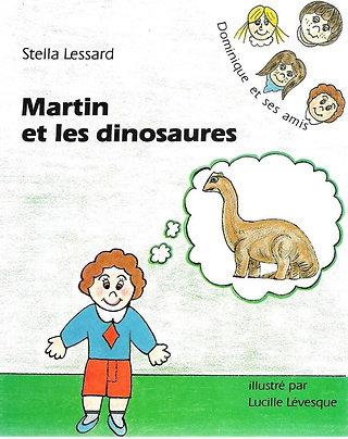 Martin et les dinosaures