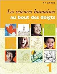 Les sciences humaines au bout des doigts, 1re année