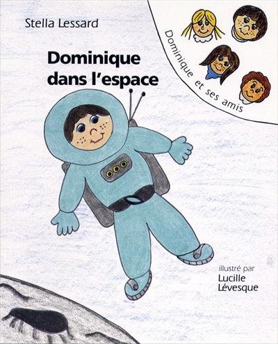 Dominique dans l'espace