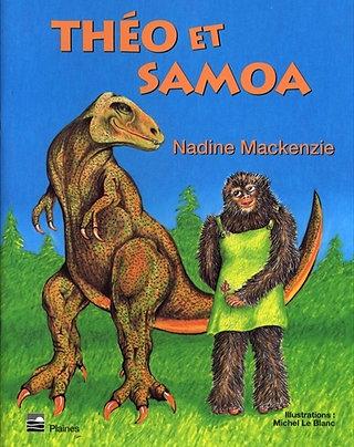 Théo et Samoa
