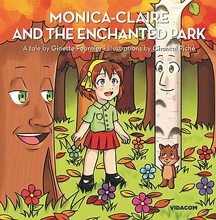 Monica-Claire and the Enchanted Park_cov