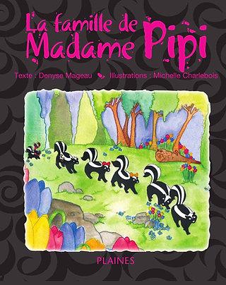 Guide pédagogique : La famille de Madame Pipi