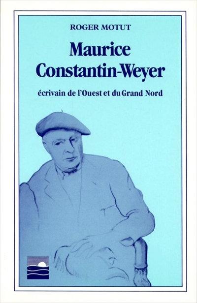 Maurice Constantin-Weyer
