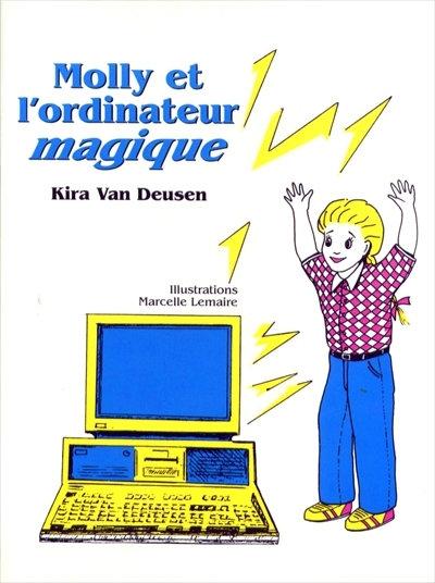 Molly et l'ordinateur magique