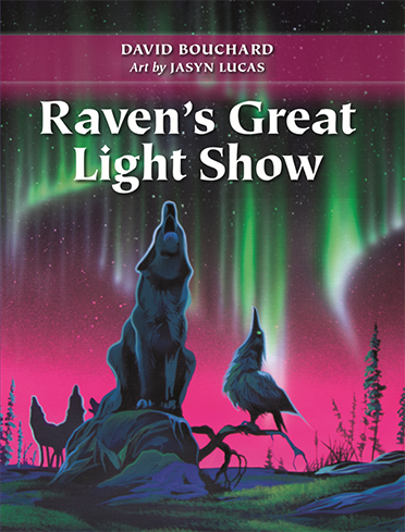 Raven's Great Light Show
