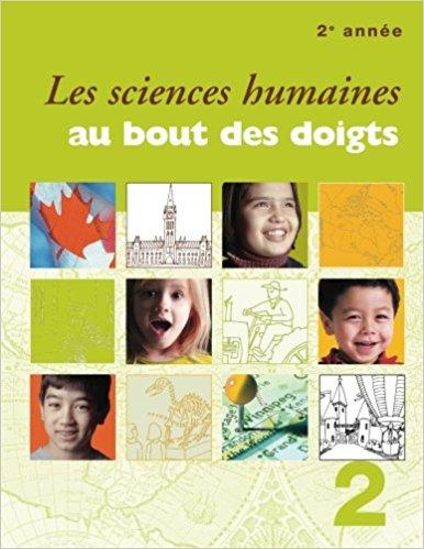 Les sciences humaines au bout des doigts, 2e année
