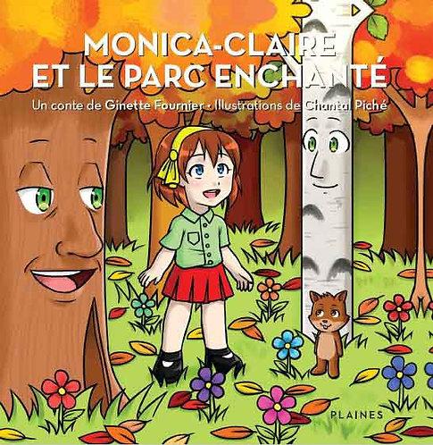 Monica-Claire et le parc enchanté