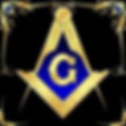 Masonic Square & Compasses