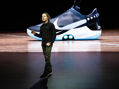 Nike Adapt BB Product Launch NYC