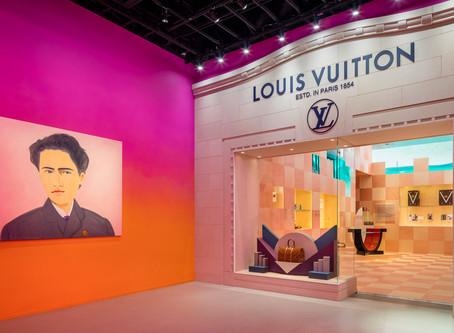 Louis Vuitton X Exhibition