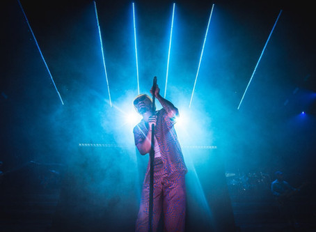Anderson .Paak Arena Tour Featured in PLSN