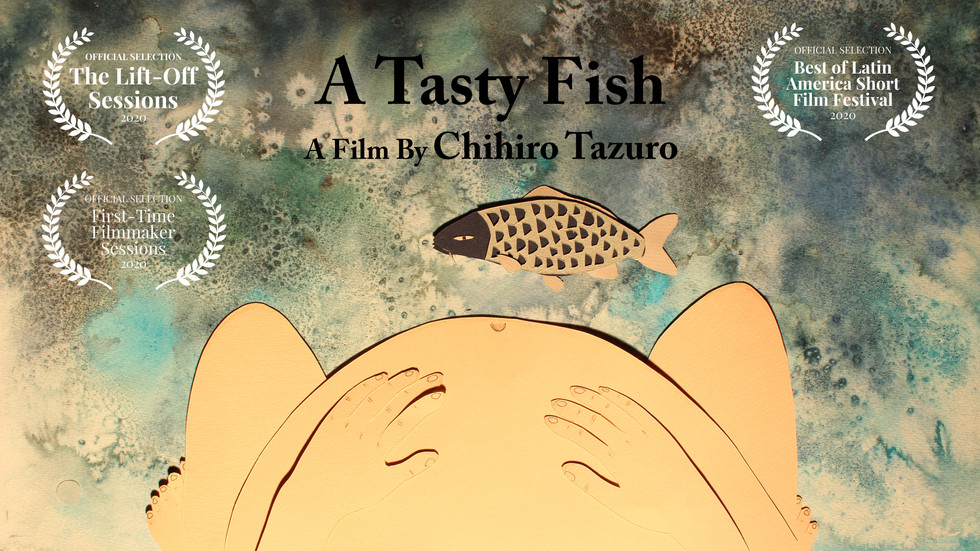 """A Tasty Fish"" has been selected to Best of Latin America short film Festival!!"