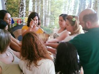 Workshop: Taças de Som para Crianças
