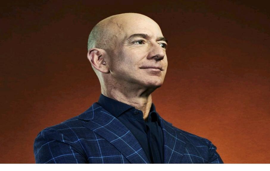 richest billionaires: Jeff Bezos