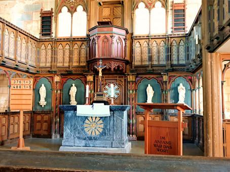 Offene Kirche in Niederwiera