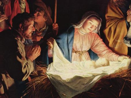 Krippenspiele zu Weihnachten