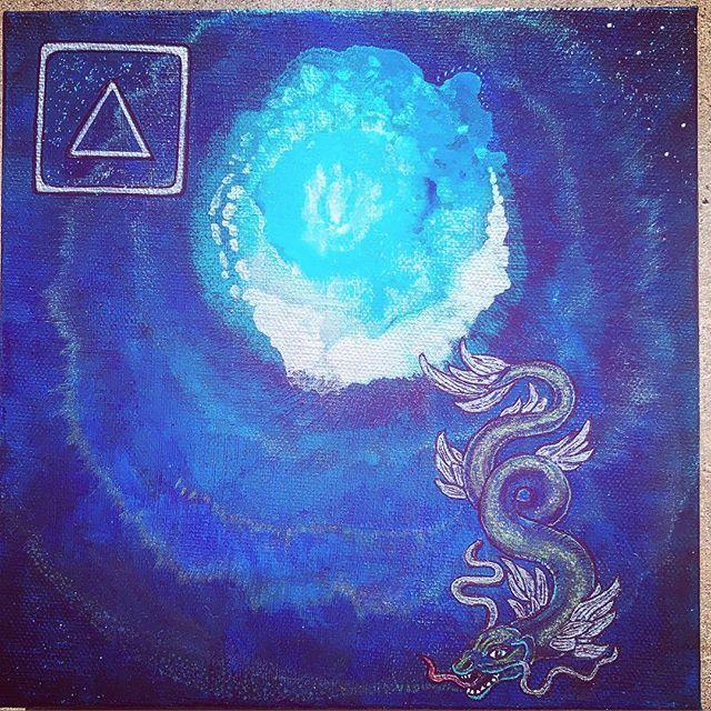 1992 #synesthesiaart #synesthesia #ocean