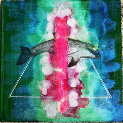 1958 #triad #dolphinmedicine #rune #rune