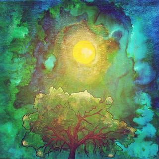 1980 #sacredoakgoddess #mothertree #self