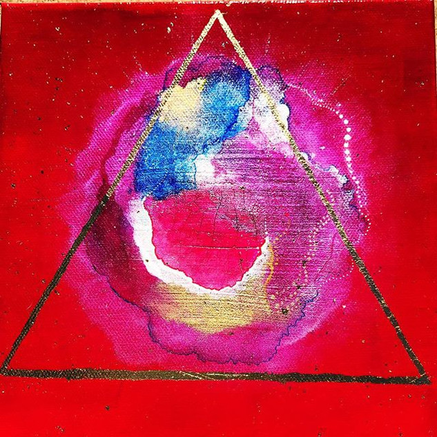 1972 this painting was intuited for some
