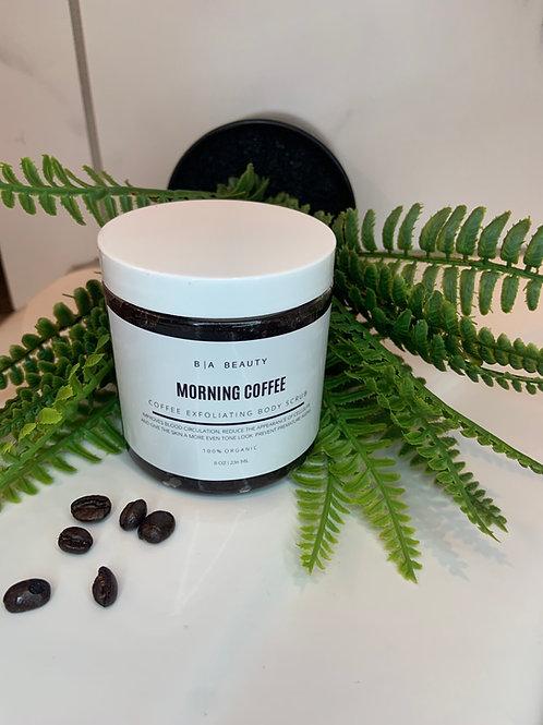 Morning Coffee Face & Body Scrub