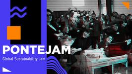 PonteJAM na Global Sustainability Jam