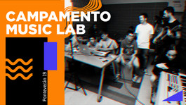 Campamento Music Lab
