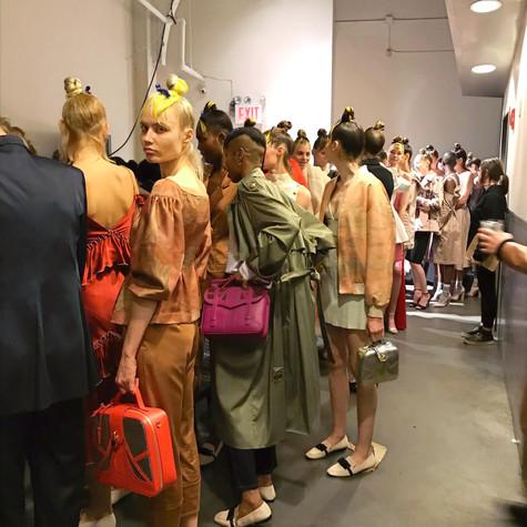 New York Fashion Week | 2018
