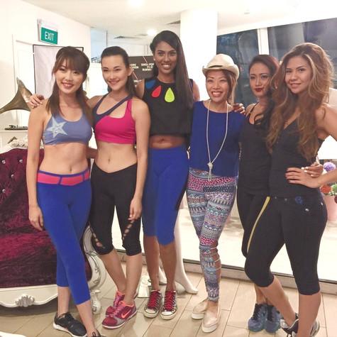 Singapore Fashion Runway | 2017