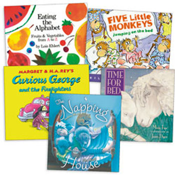 Classic Stories Board Books - Set of 5