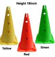 """GAME CONE WITH HOLES 18"""""""