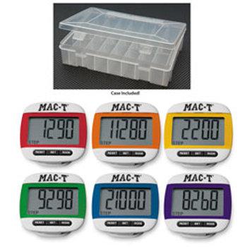 MAC-T® Pedometer - Set of 24 with Storage Box