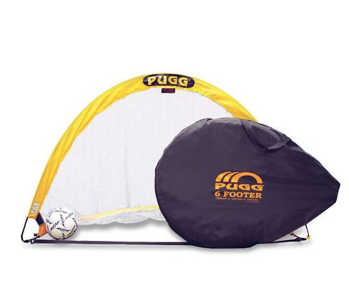 6-ft. Pugg® Goal with Carry Bag - Single