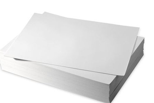 Nasco White Budget Drawing Paper - 9 in. x 12 in. - 50 lb. - 500 Sheet Ream