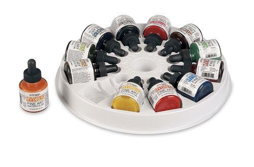 Dr. Ph. Martin's® Hydrus® Fine Art Watercolors - Set #2 - 12, 1-oz. Bottles