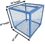 BALL CAGE  30''X30''X30''