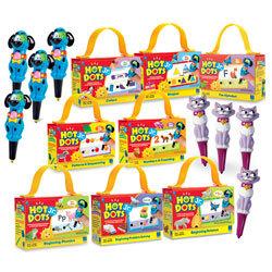 Complete Hot Dots® Jr.™ Set