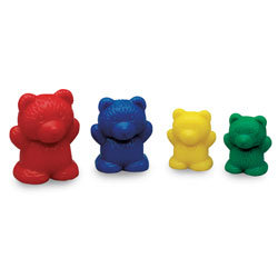 4, 8, and 12 g Bear Counters