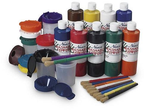 Nasco Let's Paint Kit