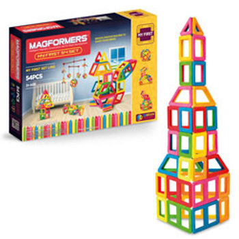 Magformers® My First 54-Piece Set