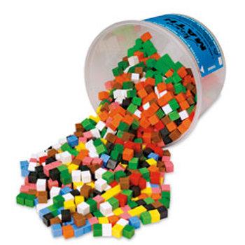 Centimeter Cubes - Set of 1000