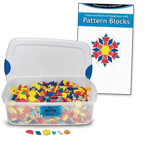 Bulk Foam Pattern Blocks