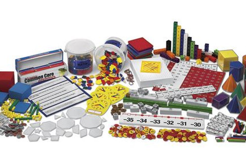 NASCO Common Core Math Kit - Grade 2