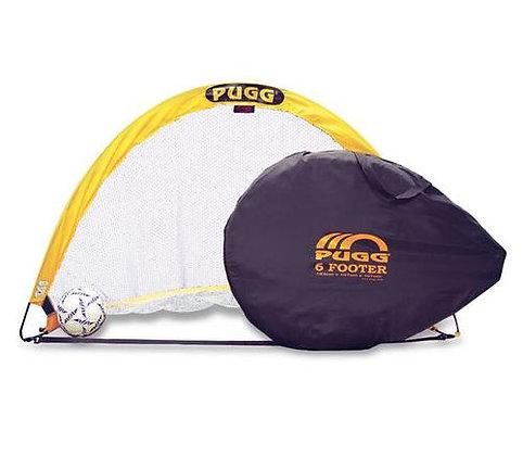 6-ft. Pugg® Goal with Carry Bag - Pair