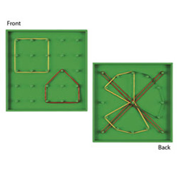5 in. Geoboard, Each piece
