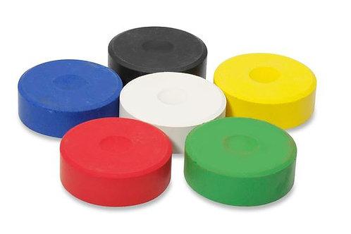 Jack Richeson® Tempera Color Blocks - Set of 6