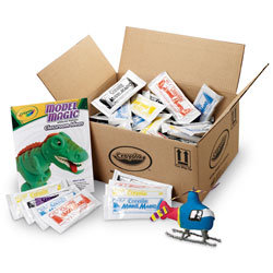 Crayola® Model Magic® Classpack® - Primary Colors