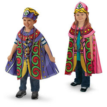 Career Dress-Up - King and Queen Set